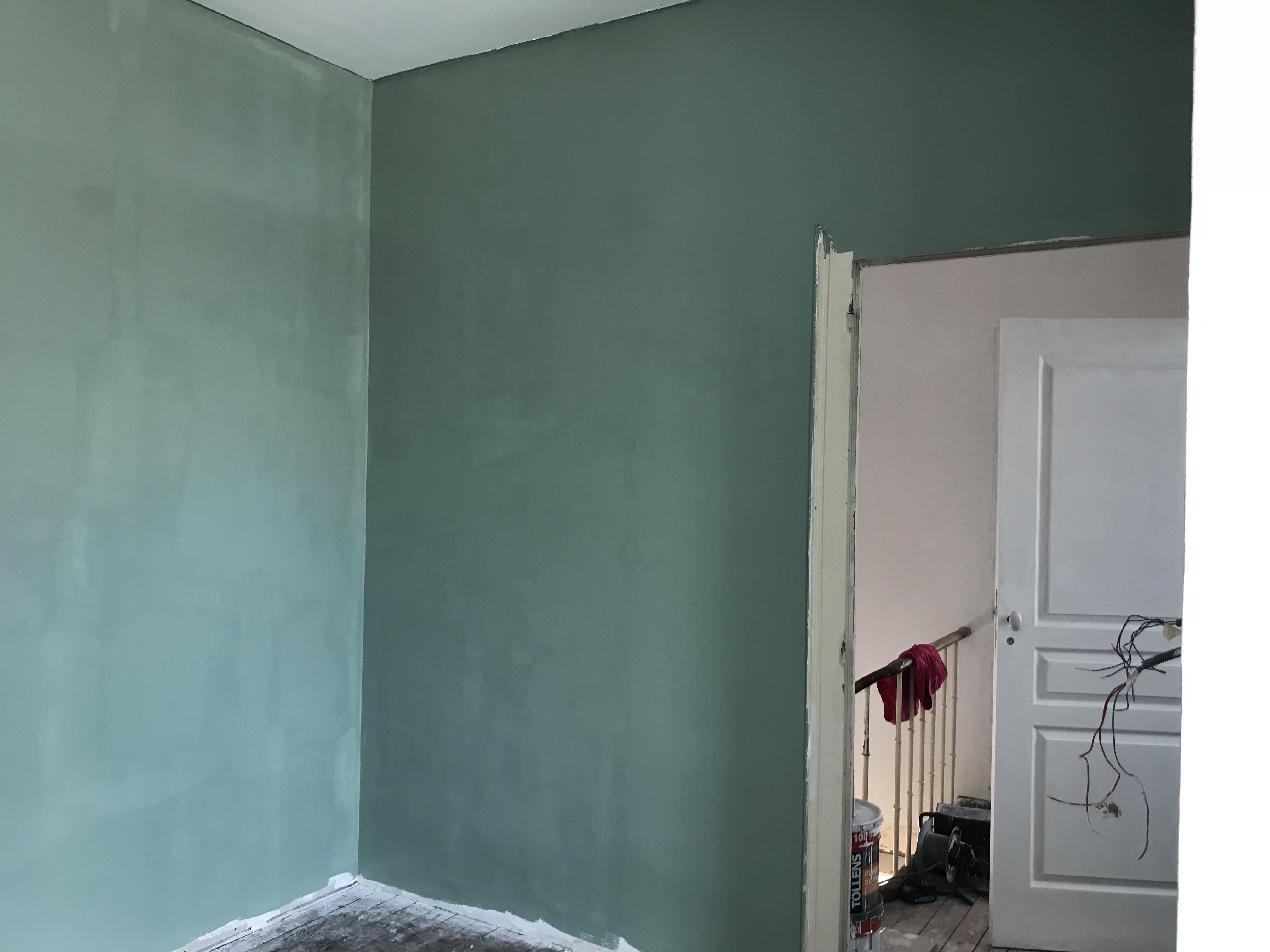 Ou Trouver La Peinture Tollens le vert est un couleur chiante – bien sage